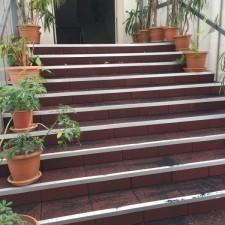 Merdiven Kauçuk Kaplama
