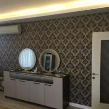 Osmanlı desen duvar kağıdı