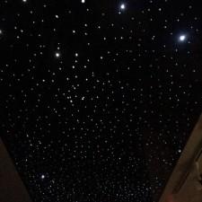 Gece Gergi Tavan