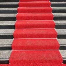 Merdiven Kıvırcık Paspas
